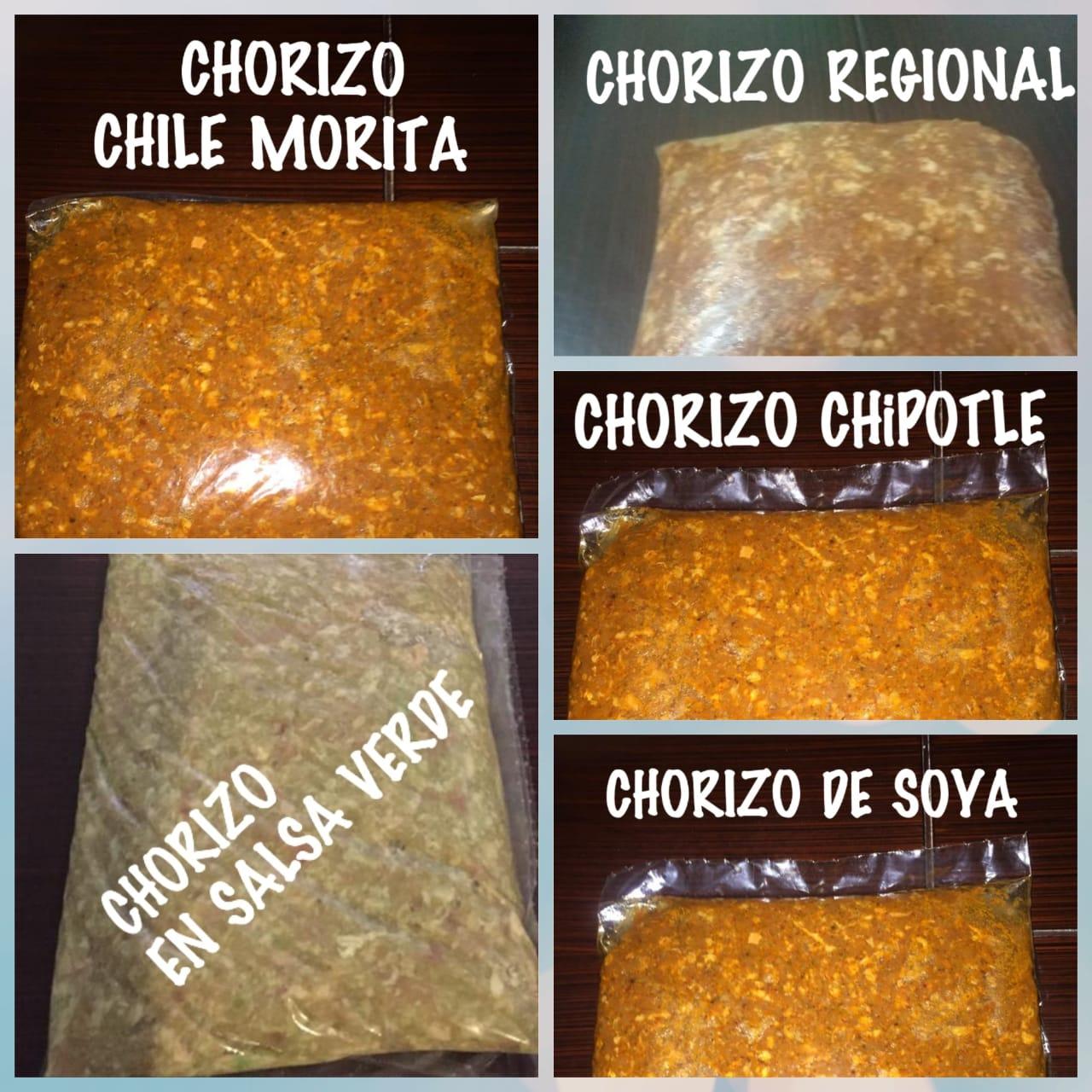 Chorizo SAZÓN sonora
