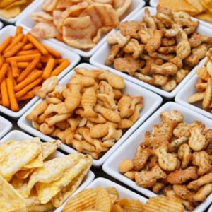 Botanas y snacks