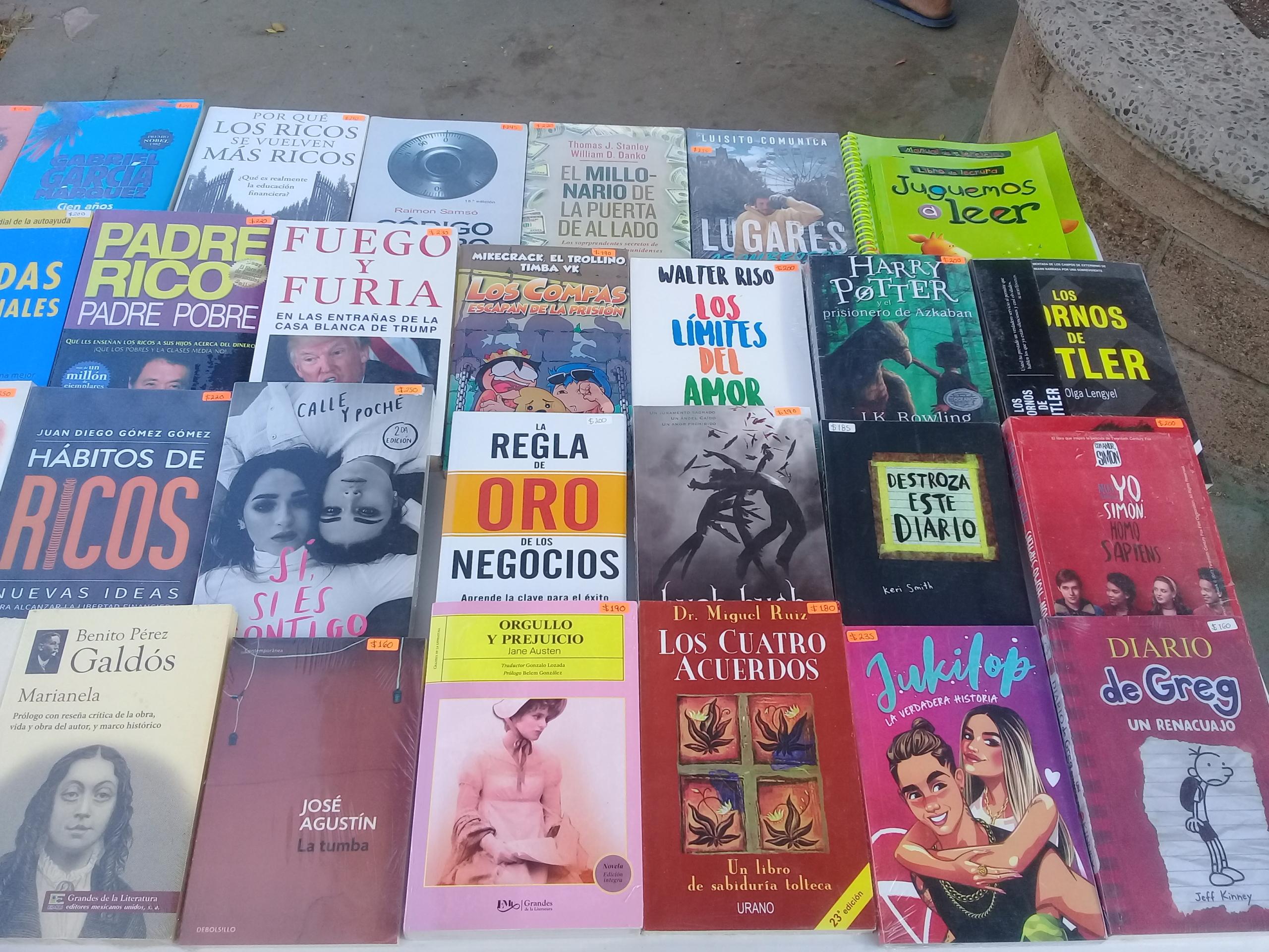 El librero nómada
