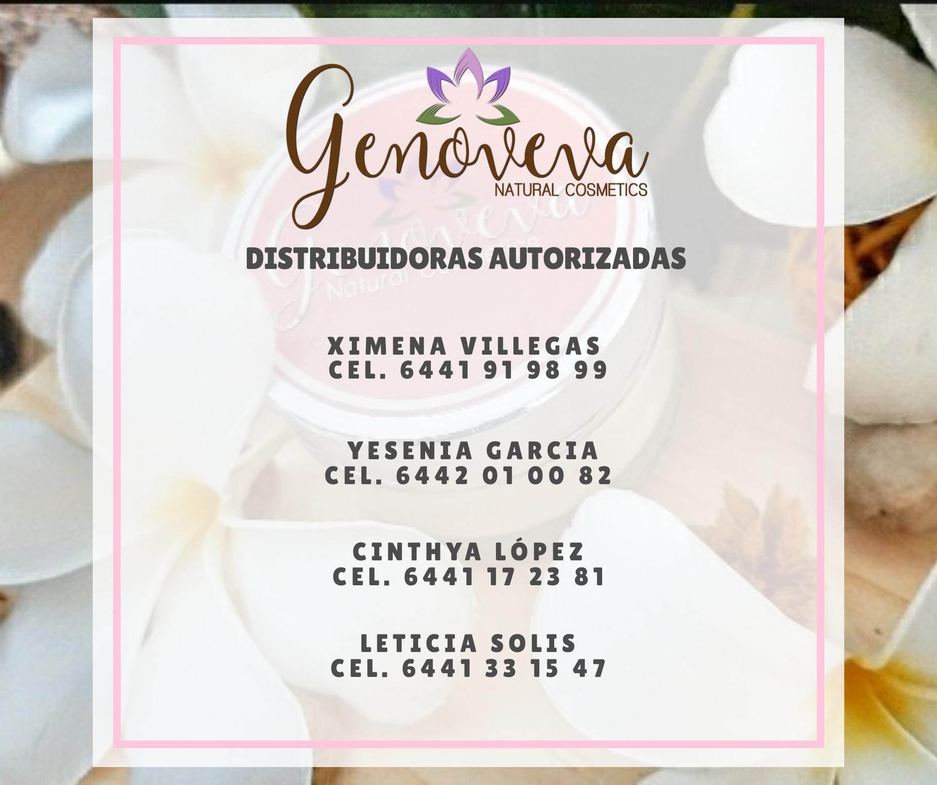 Genoveva Natural Cosmetics