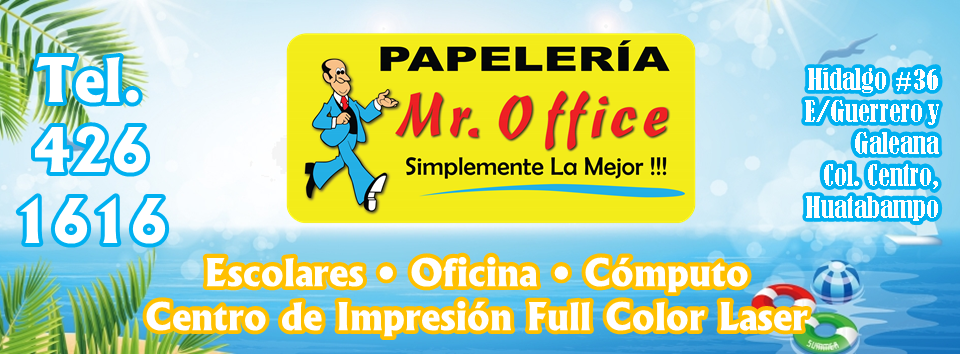 PapeleríaMrOffice