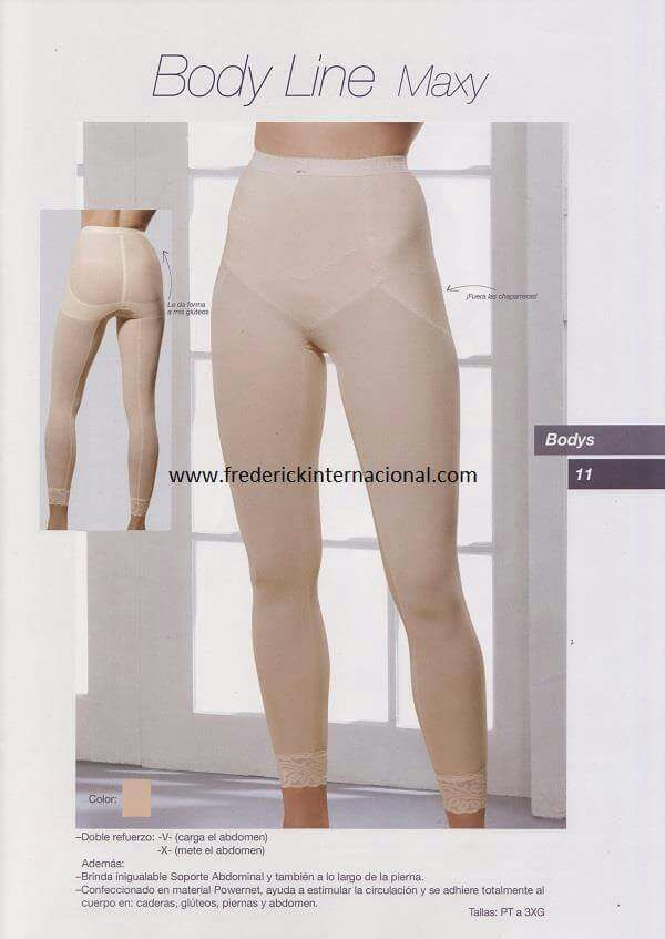 Body Line Maxi